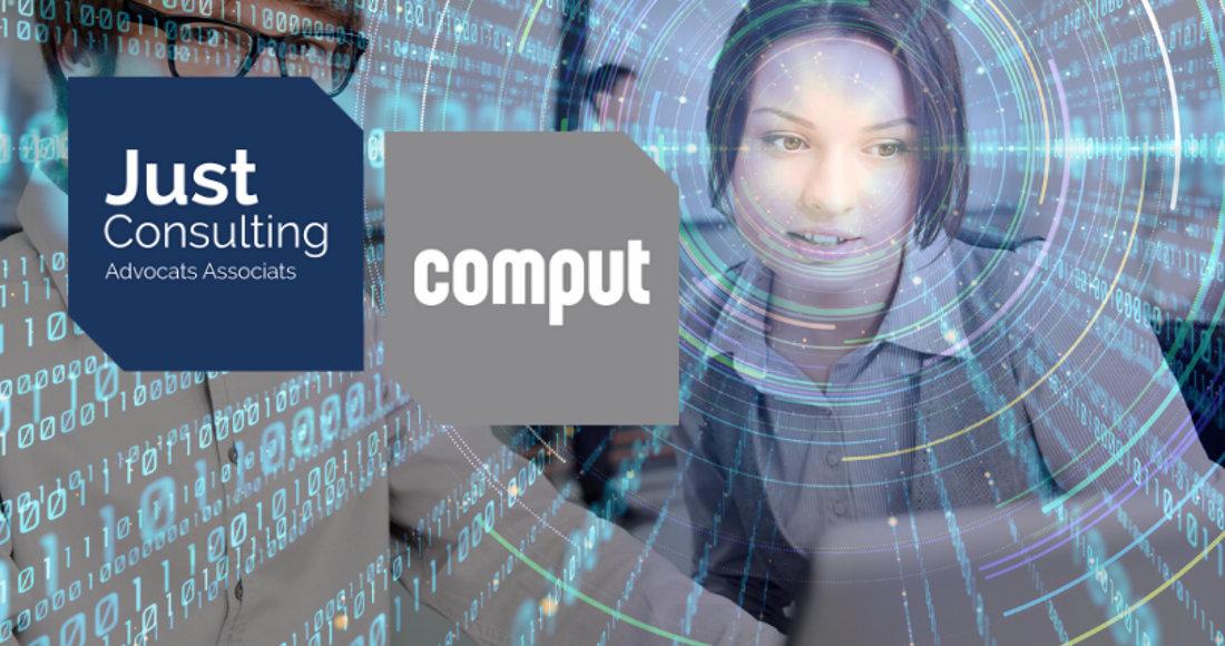 Nova web Just Consulting - Comput